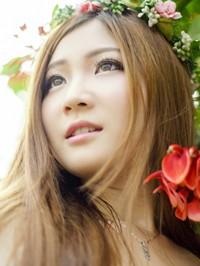Asian woman Yuan from Wuzhou, China