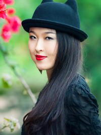 Asian woman Na from Foshan, China