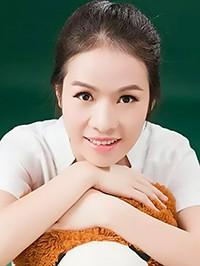 Asian woman Lifei from Qinzhou, China