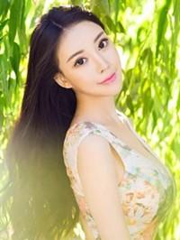 Asian woman Ting from Hengyang, China