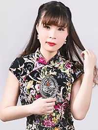 Asian woman Jing from Hengyang, China