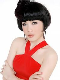 Asian woman Haiyan (Yan) from Binyang, China