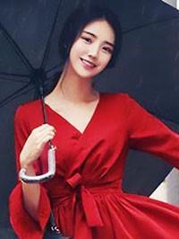 Asian woman Yu from Beijing, China