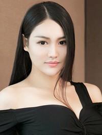 Asian woman Lei from Beijing, China