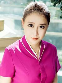 Asian woman Xiaolin from Beijing, China