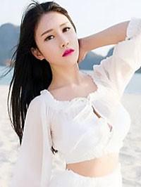 Asian woman Jiao from Shanghai, China
