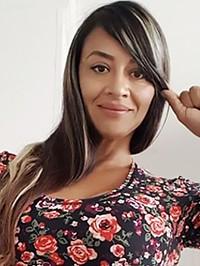 Latin woman Nidia Tatiana from Bogotá, Colombia