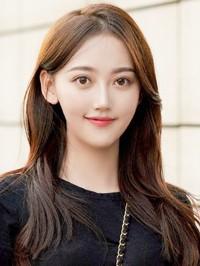 Asian woman Anzi from Nanchang, China