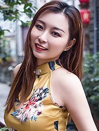 Asian woman JiaYi from Nanchang, China