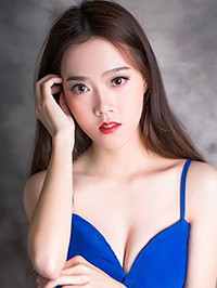 Asian woman Jiaer from Nanchang, China