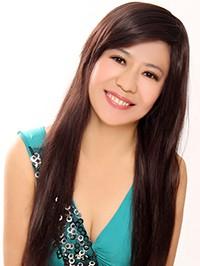 Asian woman Ping from Nanning, China