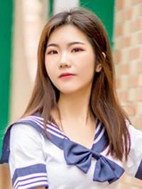 Asian woman Ke from Nanchang, China