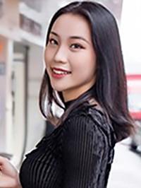 Asian woman Wanqing from Nanchang, China
