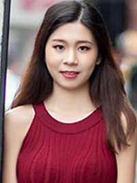 Asian woman Zhuting from Nanchang, China