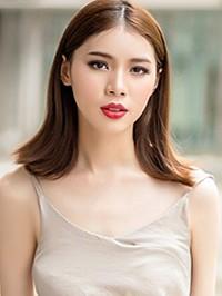 Asian woman WeiYu from Nanchang, China