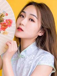 Asian woman Manhan from Nanchang, China