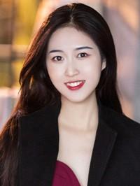 Asian woman Shaojia from Henan, China