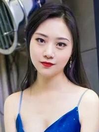 Asian woman Hong from Sichuan, China