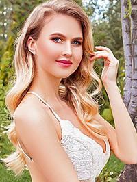 Single Alexandra from Novomoskovsk, Ukraine