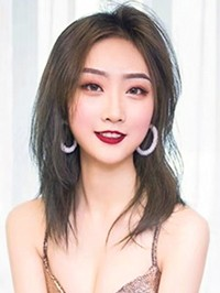 Asian woman Chen from Yuncheng, China