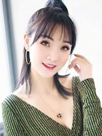 Asian woman Shiying from Chengdu, China