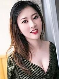Asian woman Lihua from Yantai, China