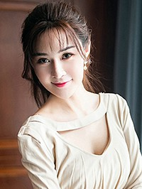Asian woman Nan from Suzhou, China
