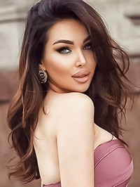 Russian woman Nadezhda from Minsk, Belarus