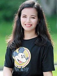 Asian woman XuePing from Nanning, China