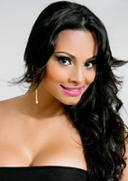Russian single Diana Marcela from Medellín, Colombia