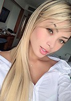 Russian single Wendy Natalia from Bogotá, Colombia