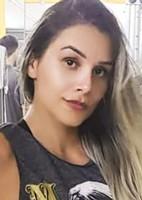 Russian single Karen Inara from Rio de Janeiro, Brazil
