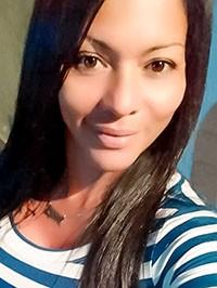 Latin woman Ivonne from Caracas, Venezuela