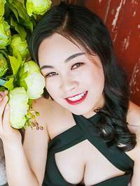 Asian lady Yujiao from Changsha, China, ID 51130