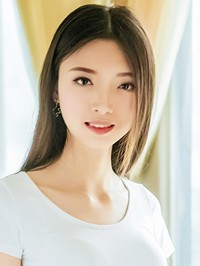 Asian woman Min from Changsha, China