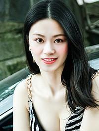 Asian woman Qinghui (Adina) from Changzheng, China