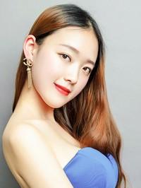 Asian woman Pengxia (Ella) from Zhanjiang, China