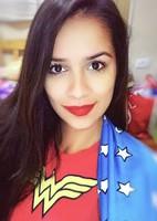 Russian single Adriana from sao paulo, Brazil