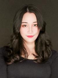 Asian lady Lu from Nanning, China, ID 51526
