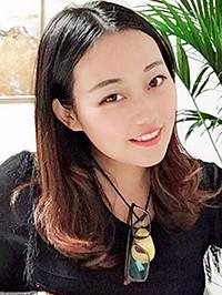 Asian woman Lu from Nanning, China