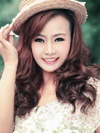 Single Wang (Lucy) from Nanning, China