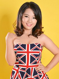 Single Luxi (Lucy) from Nanning, China