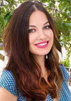 Russian single Liliya from Nikolaev, Ukraine