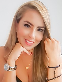 Latin woman Pilar from Antioquia, Colombia