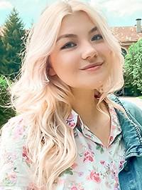 Russian woman Anastasiia from Odesa, Ukraine