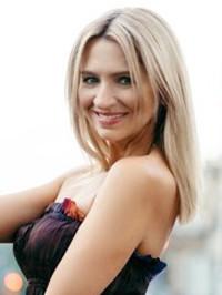 Russian woman Yana from Zaporizhia, Ukraine