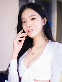 Asian lady Zeying from Nanchang, China, ID 52102
