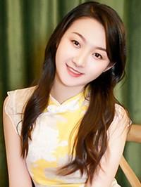 Asian woman Sinuo from Nanchang, China