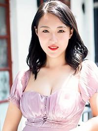 Asian lady Xiangying from Nanchang, China, ID 52118