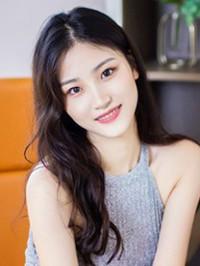 Asian woman Xiaojun from Nanchang, China